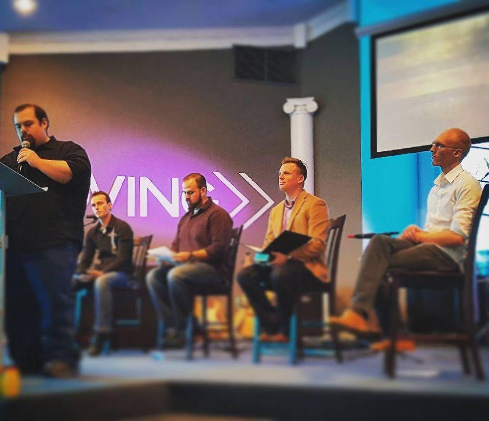 Eastside Motors Baltimore Maryland: Preaching Team At Real Life Community Church