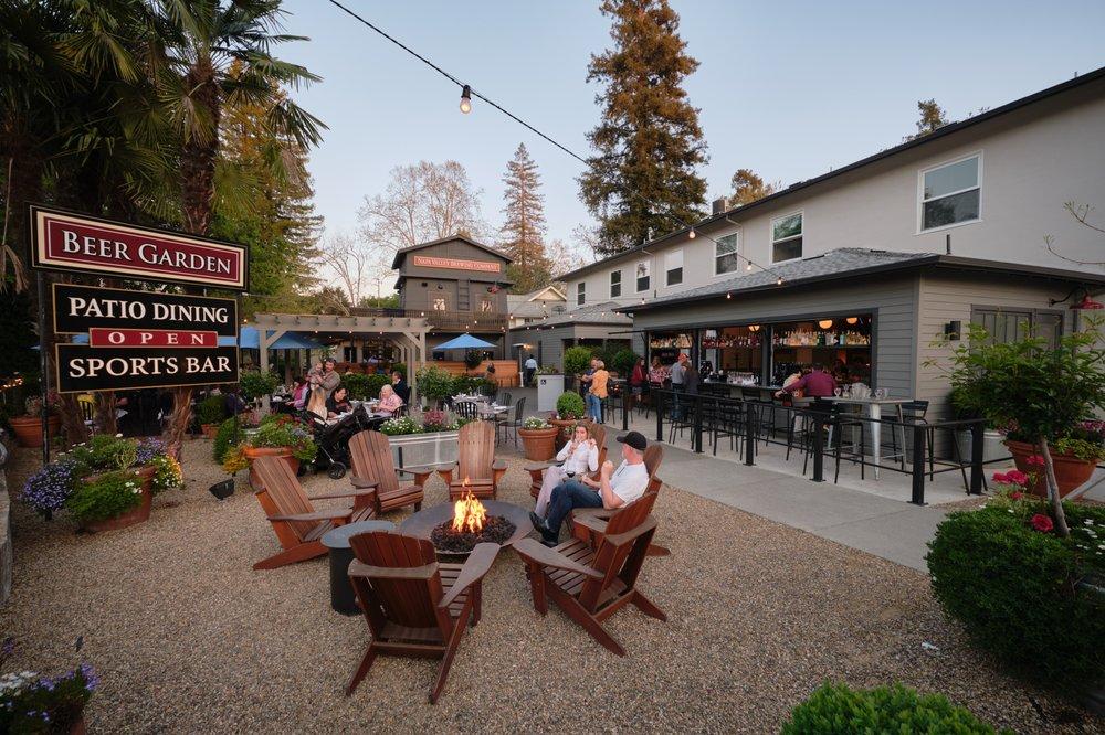 Calistoga Inn - Restaurant