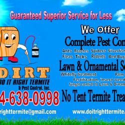 Photo of Do It Right Termite u0026 Pest Control Inc - Tamarac FL  sc 1 st  Yelp & Do It Right Termite u0026 Pest Control Inc - 10 Reviews - Pest ...