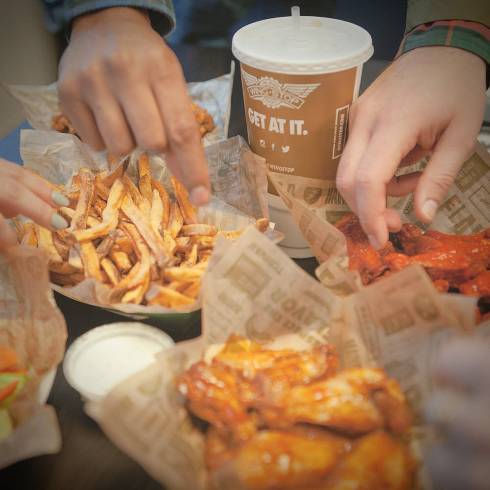 Wingstop: 2110 NW Cache Rd, Lawton, OK