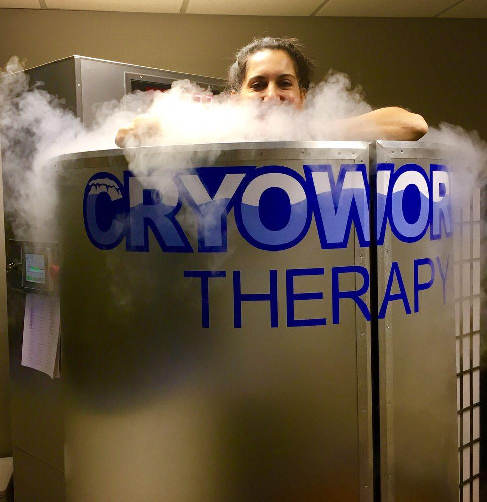 Cryoworld Therapy: 2150 E Highland Ave, Phoenix, AZ