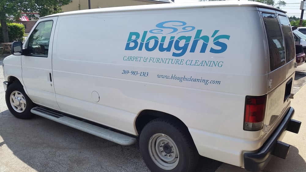 Blough's Carpet Cleaning: 1865 M 139, Benton Harbor, MI