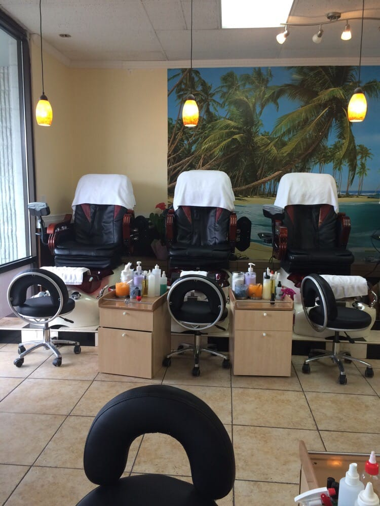 sassy nail spa nail salons 12805 se 38th st
