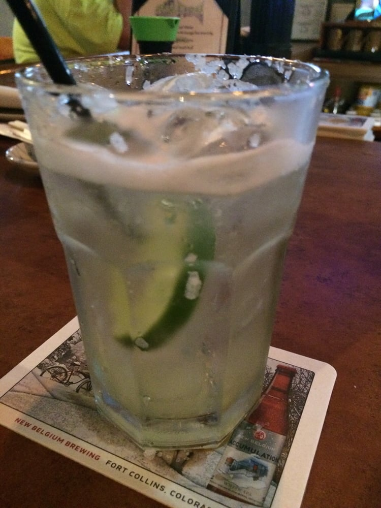 Skinny margarita is delicious yelp for Mr fish myrtle beach sc