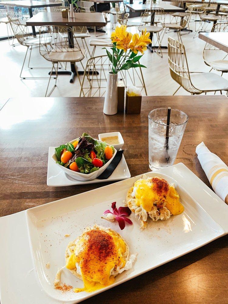 Food from Golden Nest Pancake & Cafe
