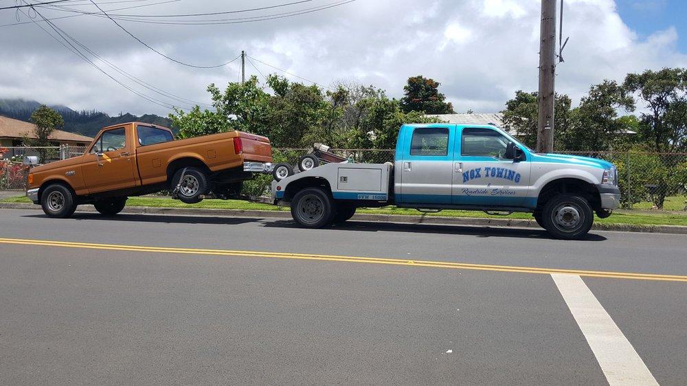 Towing business in Kailua, HI