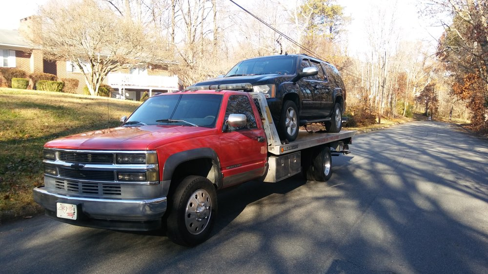 Best For Less Towing: Eden, NC