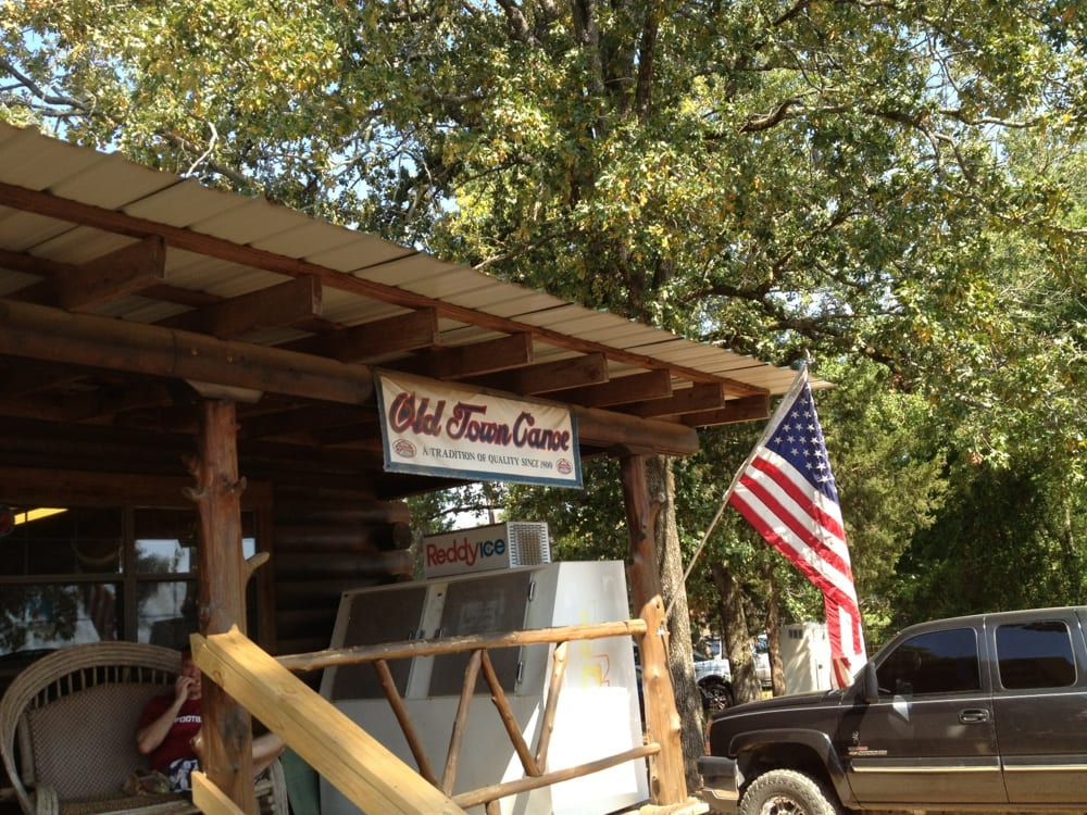 W W Trading Post and Canoe: 939 Canoe Rd, Broken Bow, OK