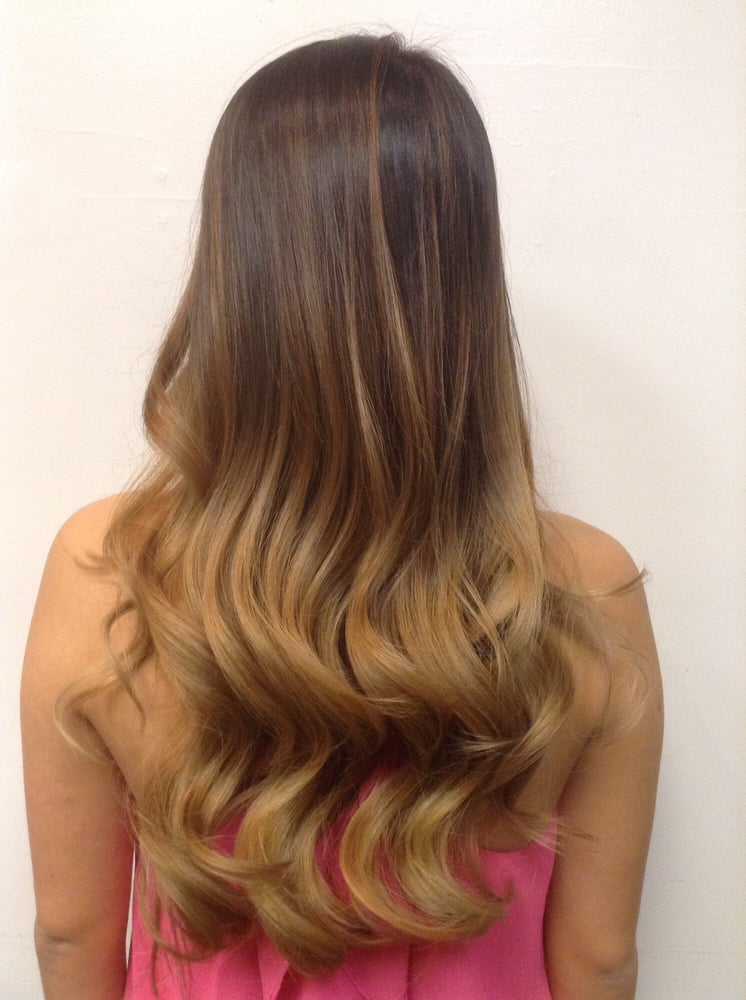 Balayage by dee yelp for 808 salon honolulu