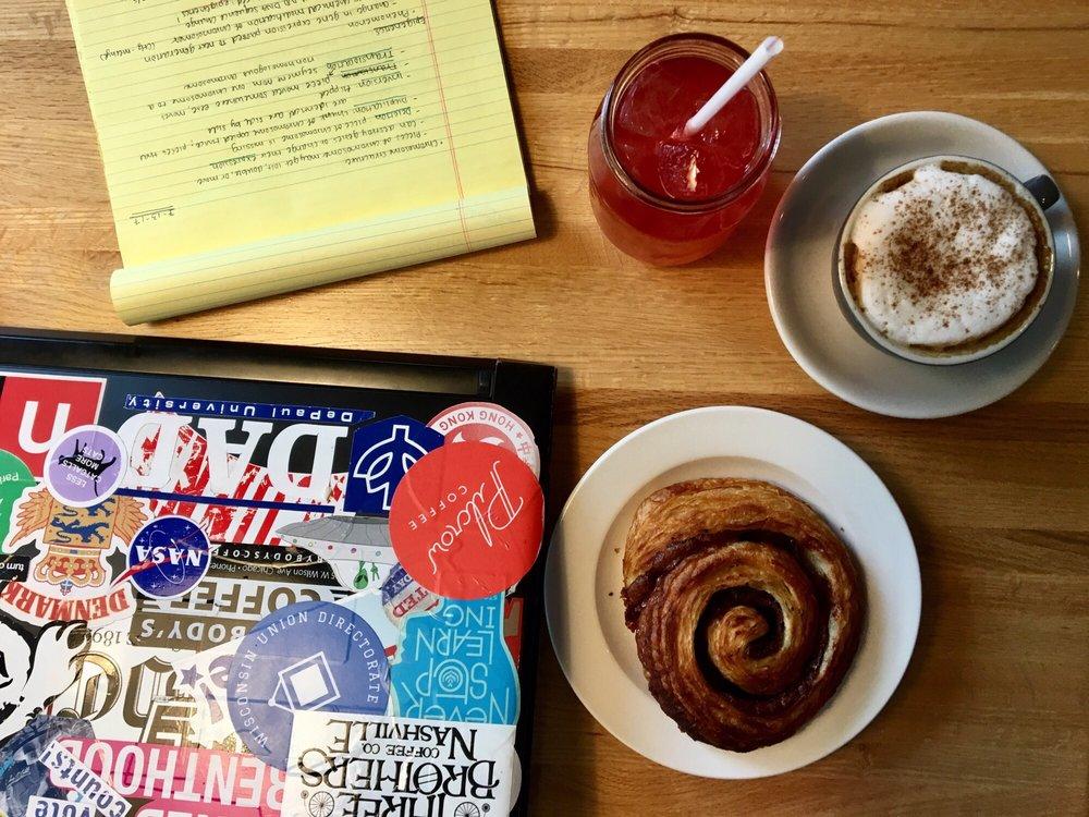 Social Spots from Black Locust Cafe