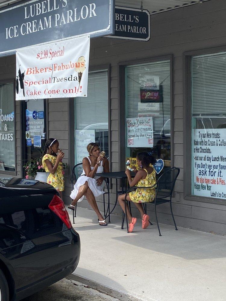 Lubell's Ice Cream Palor & Spe: 5700 GA Highway 354, Pine Mountain, GA