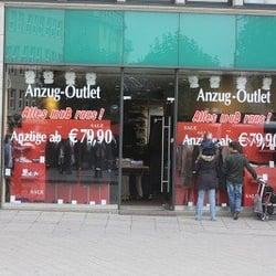 Anzug outlet hamburg