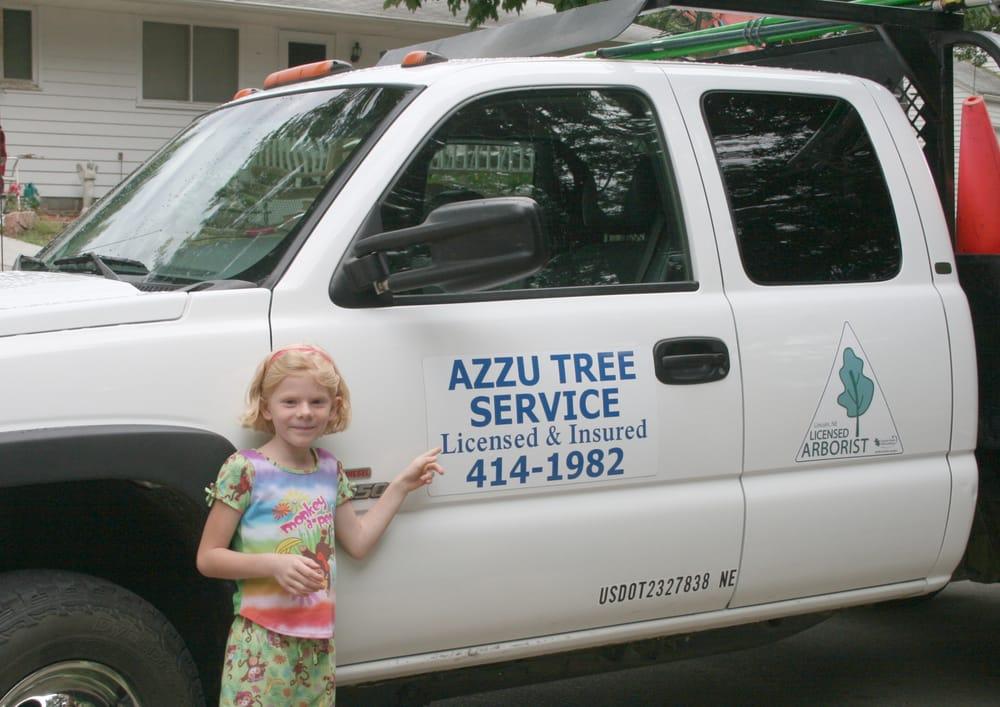 Azzu Tree Service LLC: 8601 Showers St, Lincoln, NE