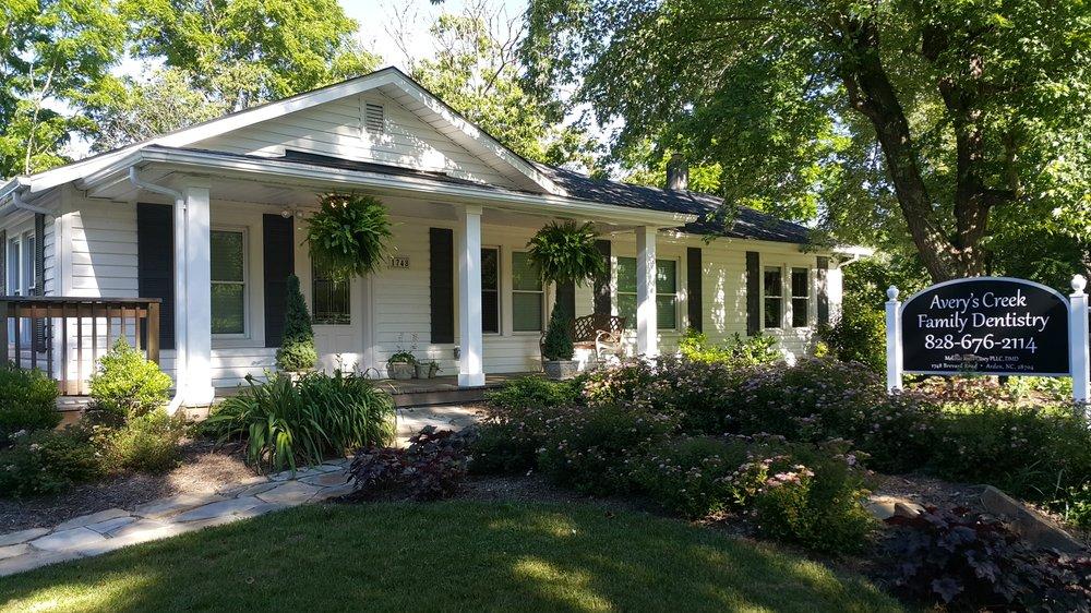 Avery's Creek Family Dentistry: 1748 Brevard Rd, Arden, NC