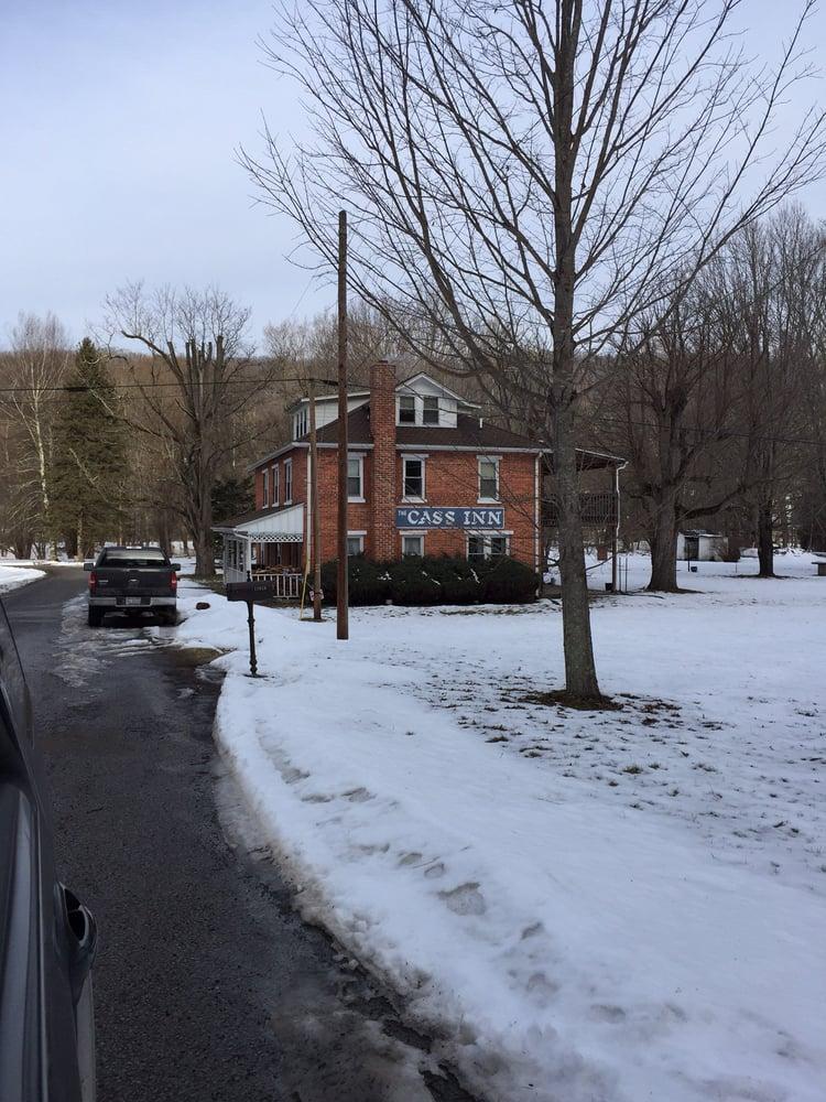 The Cass Inn: 32 4th St, Cass, WV