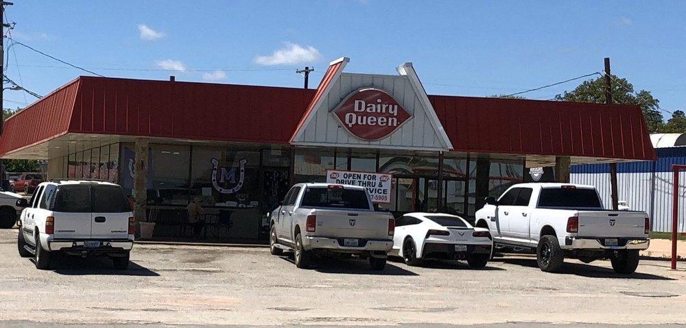 Dairy Queen: 1105 Fort McKavitt St, Mason, TX