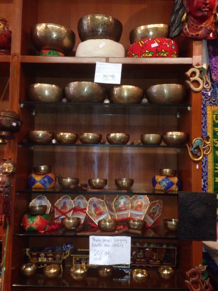 Tibetan Arts 11 Photos Home Decor 704 Santa Monica