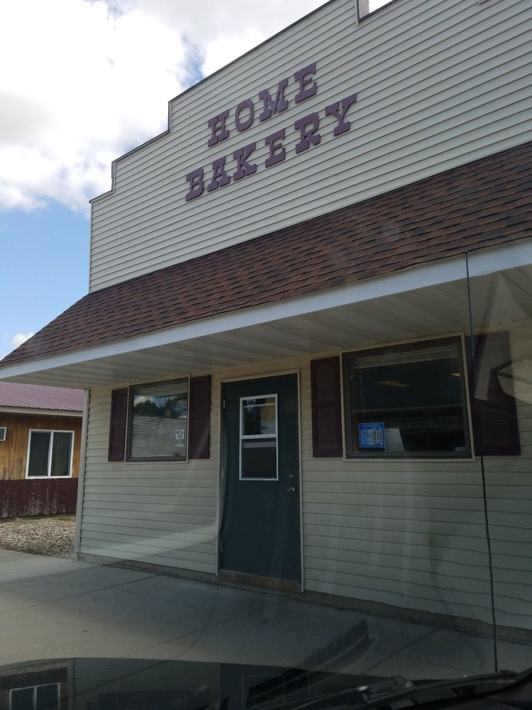 Home Bakery: 170 Central Ave N, Brooten, MN