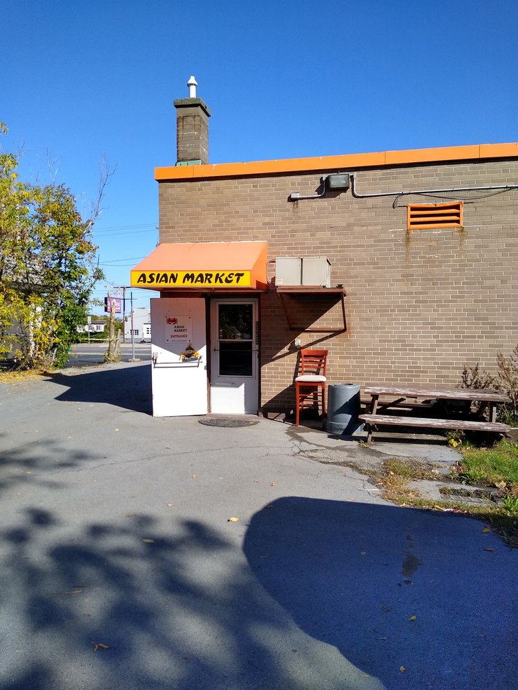 Asian Market: 552 State St, Watertown, NY