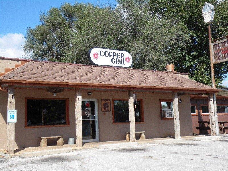 Copper Grill: 106 E Boone St, Ash Grove, MO