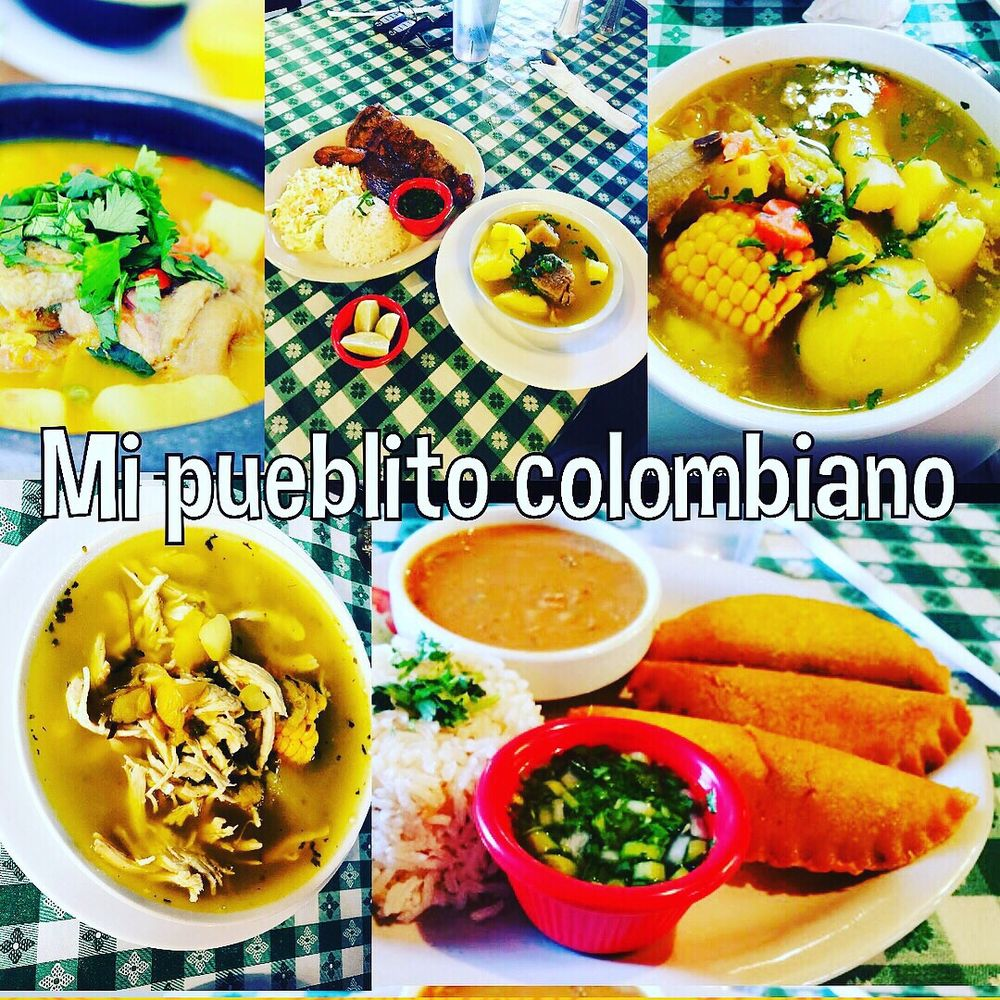 Mi Pueblito Colombiano: 2030 W Buckingham Rd, Garland, TX
