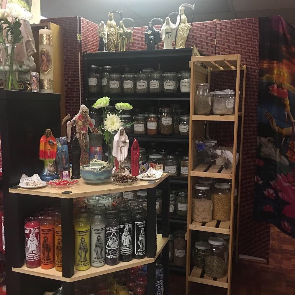 The Mystic Candle Botanica: 630 Tennessee St, Vallejo, CA