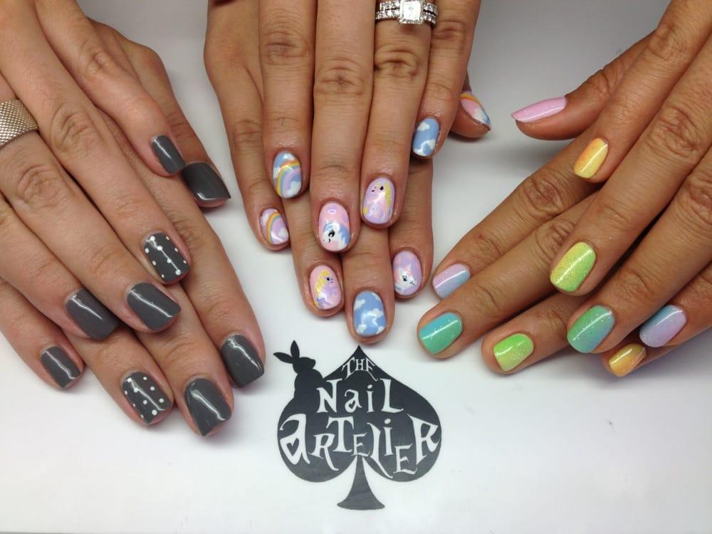 The nail artelier