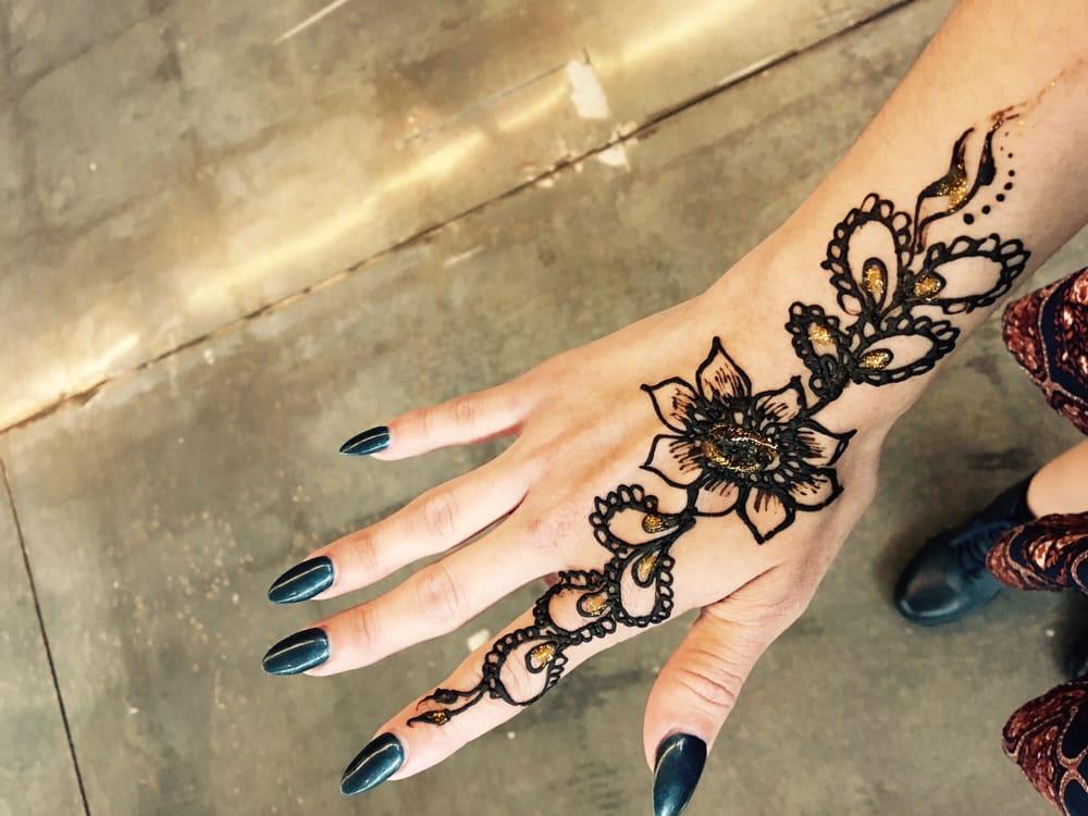 Henna Tattoo Miami : Henna designs by niki photos reviews artists