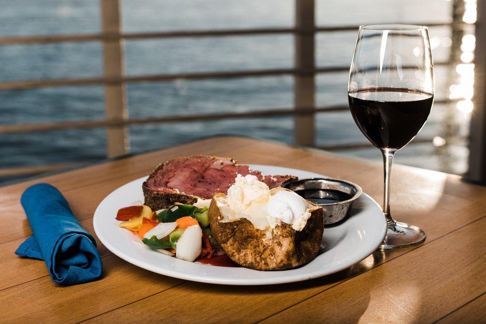 Cedars Floating Restaurant - Coeur d'Alene