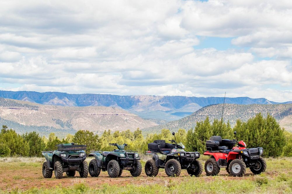 ATV Rugged Rentals: 1305 W Red Baron Rd, Payson, AZ