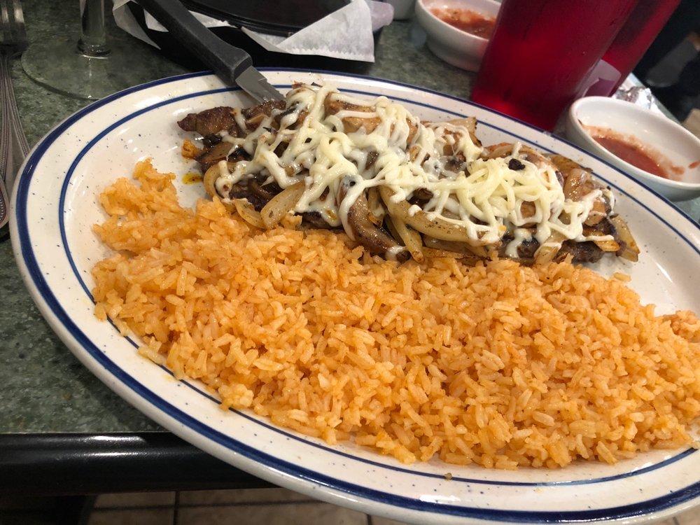 Señor Pancho Mexican Cuisine & Cantina: 2001 W Houston St, Broken Arrow, OK