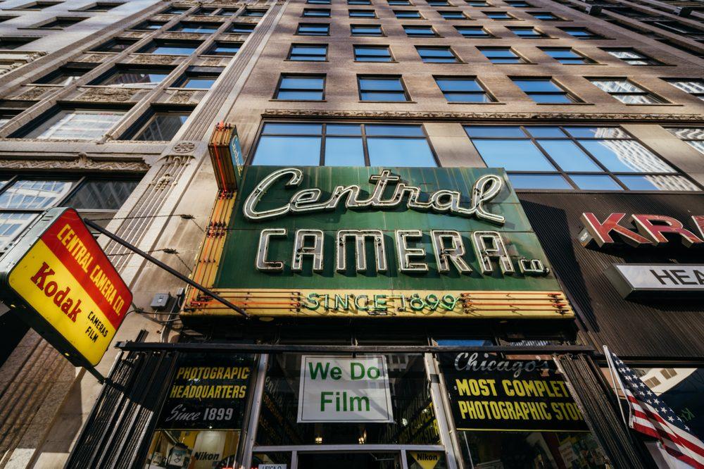 Photo of Central Camera Company: Chicago, IL