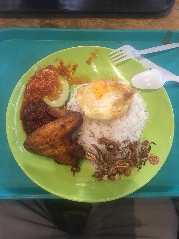 Nasi Padang BBR Singapore