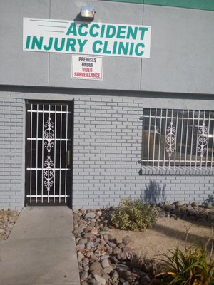 Accident/Injury Clinic