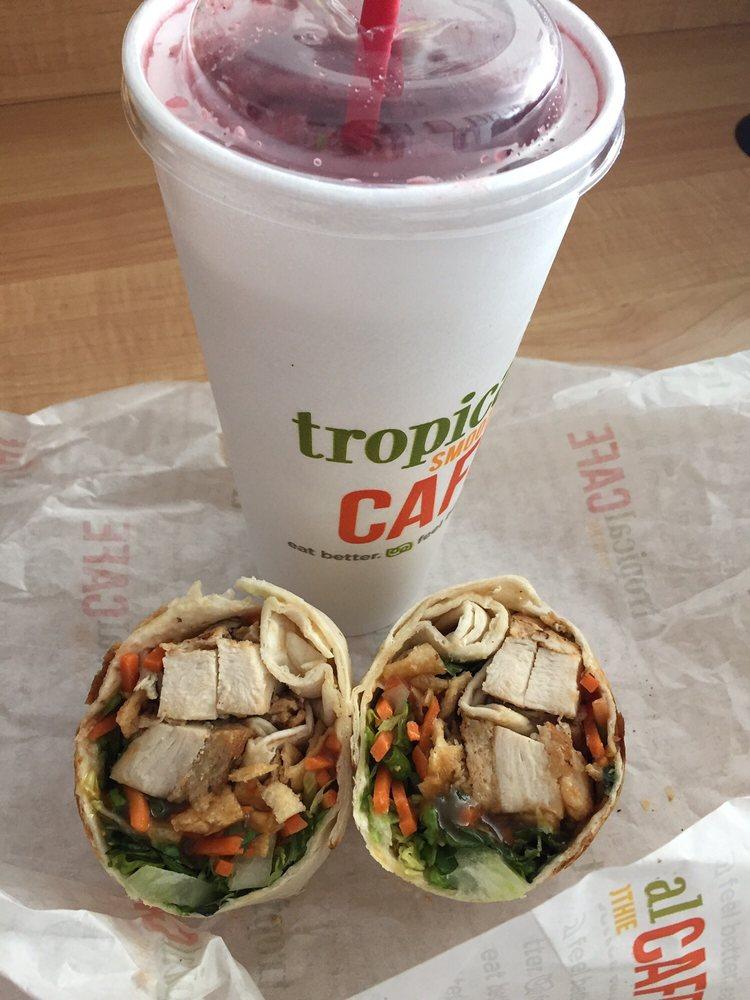 Tropical Smoothie Cafe Menu Atlanta
