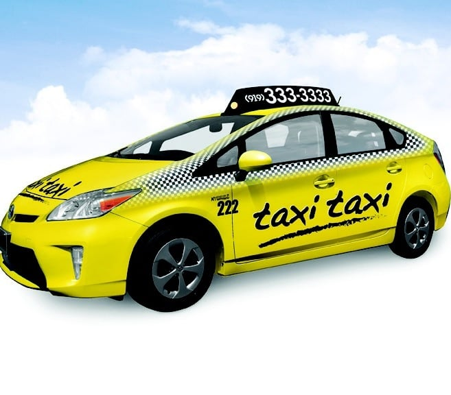 Taxi Taxi of Raleigh