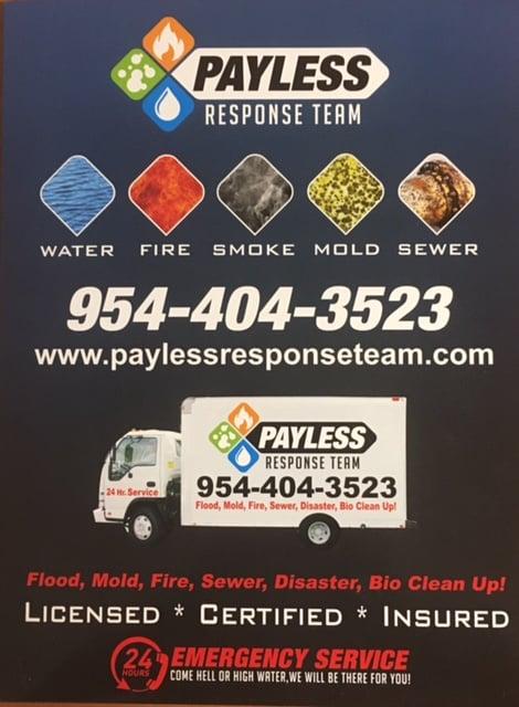 Payless Response Team: 1341 SW 21st Ter, Fort Lauderdale, FL