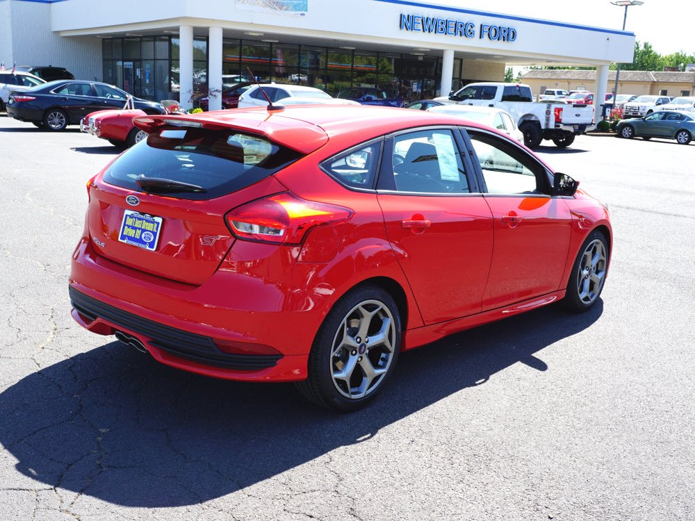 Photo Of Newberg Ford Or United States 2017 Focus St