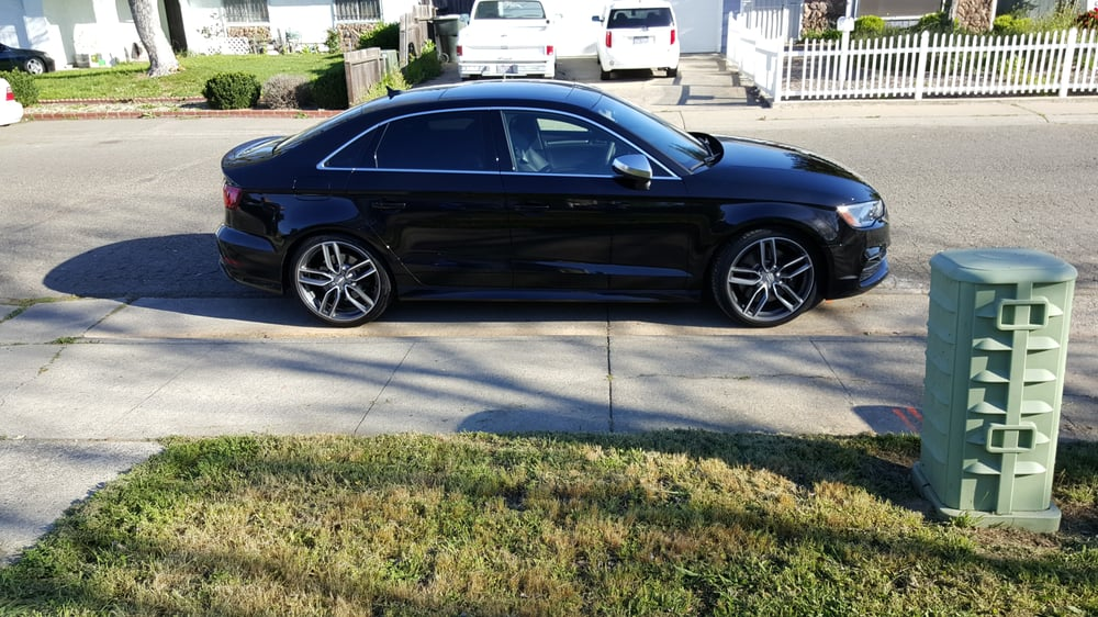 Window Tinting Sacramento >> Excellent tint result (I went with the 3M film), good customer service along with reasonable ...