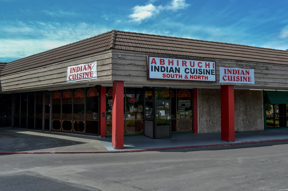 Restaurant from the outside yelp for Abhiruchi indian cuisine orlando fl