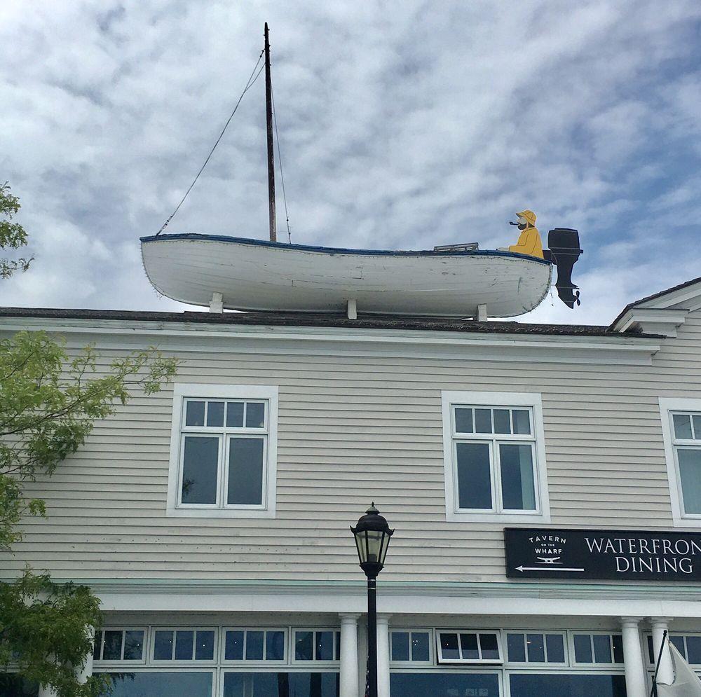 Photos For Tavern On The Wharf Yelp