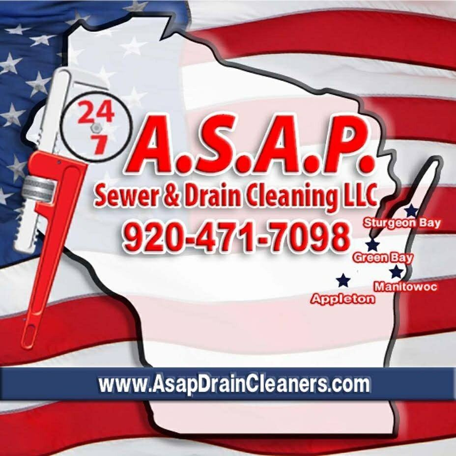 Asap Sewer & Drain Cleaning: 2970 Emmalane Dr, Green Bay, WI