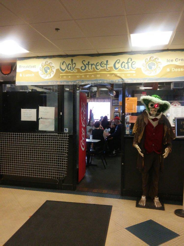 Oak Street Cafe Taunton Ma