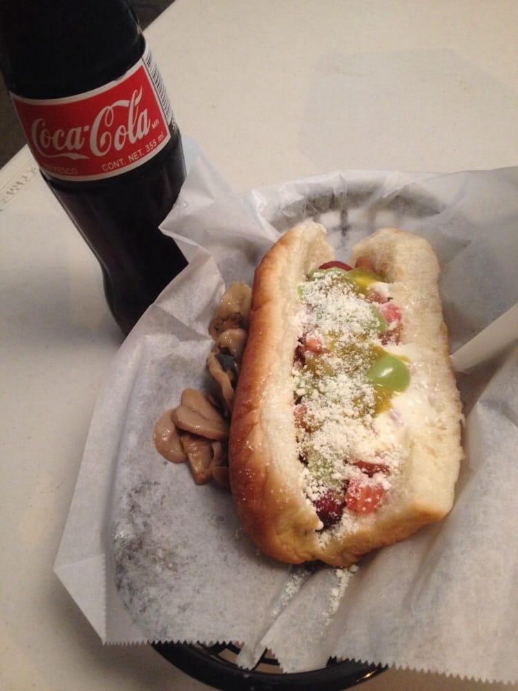 Nogales Hot Dogs Az