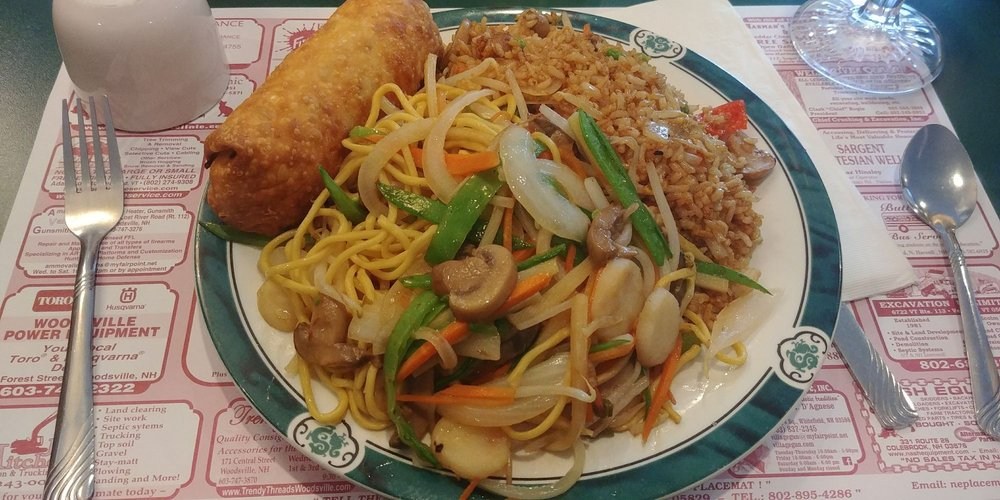 New Century Chinese Restaurant: 85 Central St, Woodsville, NH