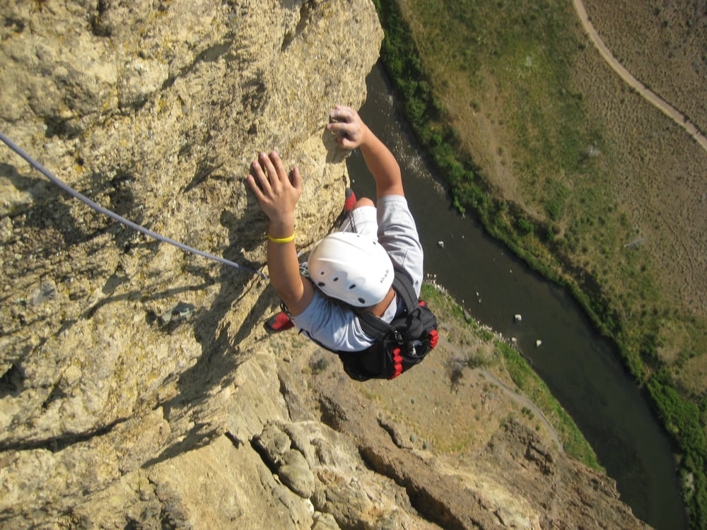 Smith Rock Climbing School: Bend, OR