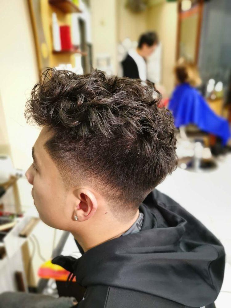 Coco Head Hair Studio: 9 Knapp St, Boston, MA