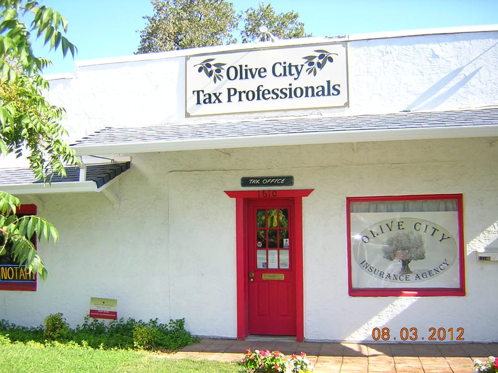 Olive City Tax Professionals: 1610 Solano St, Corning, CA