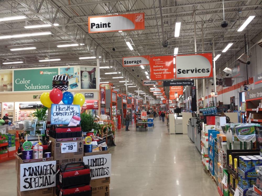 The Home Depot 10 Fotos Eisenwaren 6800 S 70th St