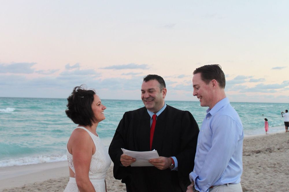 Judge Rob: The Officiant, FLA